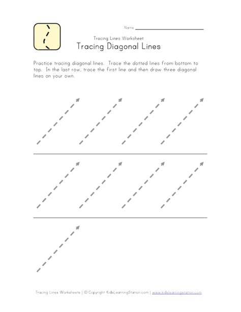 worksheet for preschool lines free 6 trace line writing preparation worksheets