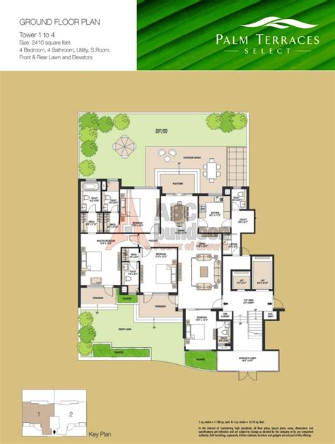 select floor plans emaar mgf palm terraces select floor plan floorplan in