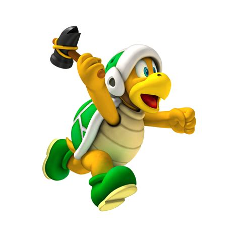 super mario bros wii characters check out the koopalings in new super mario bros wii