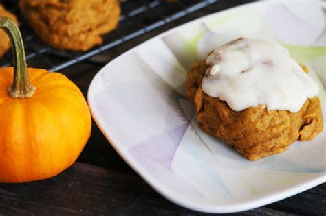 easy vegan pumpkin cookies dairy free being tazim
