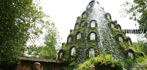 Stairs Beautiful Magic Mountain Lodge Chile 171 Quirky Guide
