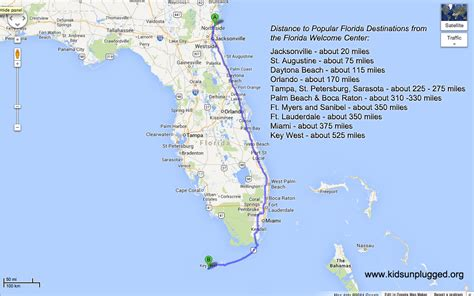 How Many In Florida Ha E Mba S by Driving From New York To Florida A Step By Step