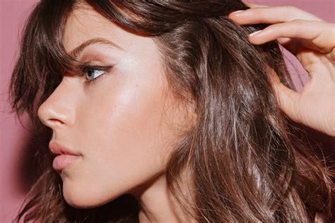 untuk membuat wajah glowing highlighter untuk wajah glowing dan sehat prelo blog