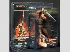 Neca - Conan The Barbarian - TEMPLE OF THE SERPENT - CONAN C.