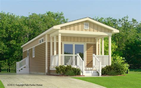 view the sunset cottage ii floor plan for a 806 sq ft palm