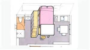 Formidable Amenager Son Studio 20m2 #1: agr-able-comment-meubler-un-studio-8-233tudiant-am233nagement-du-studio-et-d233co-pas-ch232re-c244t233-maison-640x358.jpg