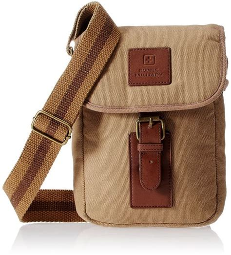 Swiss Army Canvas Kw swiss can3 messenger bags for unisex canvas