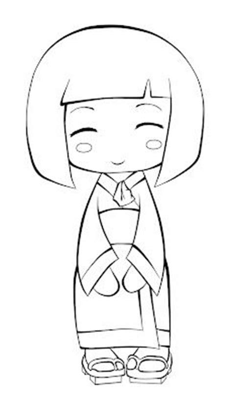 worry doll coloring page icolor quot kokeshi dolls quot etc etc poupee japonaise icolor