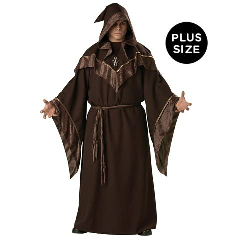 robe costume cheap mystic sorcerer elite collection plus costume