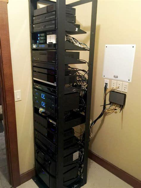 Rack Mounts For Audio Equipment by Rockstar Av Equipment Racks