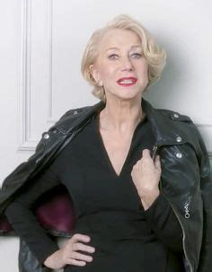 helen mirren hairstyles for l oreal helen mirren is the photoshop free face of l oreal paris