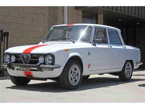 Classic Alfa Romeo For Sale by Classic Alfa Romeo Giulietta Spider For Sale