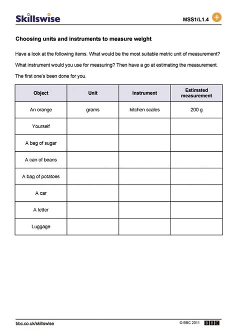 Best Metric To Consider When Selecting A Mba Program by Worksheet Converting Measurement Worksheets Grass Fedjp