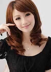 foto style rambut terkini gaya rambut wanita korea 2010 2011 quot keriting gantung