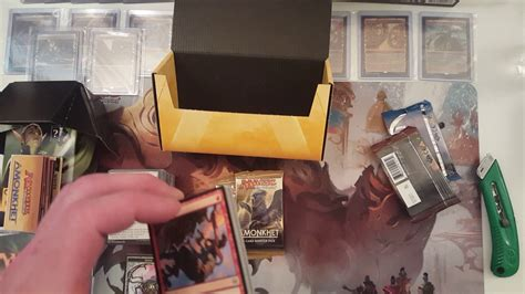 Deck Builder S Toolkit by Mtg Amonkhet Deck Builder S Toolkit Box Opening 4