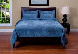 King Size Bedding Sets Blue Draper Blue King Size Bedding Set Platformbeds