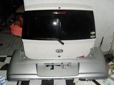 Cermin Depan Iswara end autoparts jun 2010