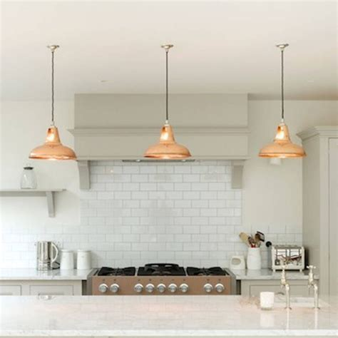 lights pendants kitchen coolicon industrial pendant light polished ls