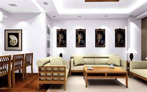 Living And Dining Room Design by 3d Modern House Ceiling Designs House Design And