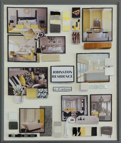 interior design cob by with board pictures a presentation interior design display boards decoratingspecial com