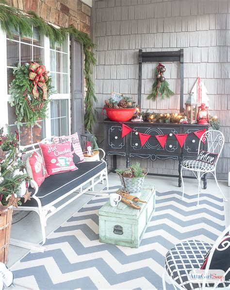front porch decorating ideas from around the country diy front porch decorating ideas you ll want to copy for christmas