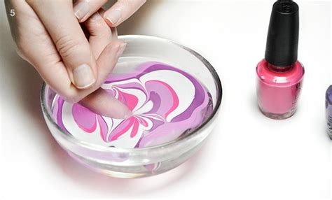What Do You Need For Water Marble Nail