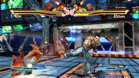 fighter x tekken screenshots geforce yoshinori ono s tips for mastering fighter x tekken videogamer