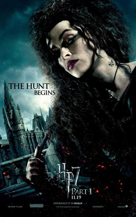 For Part I by Yet More Character Posters For Harry Potter And The