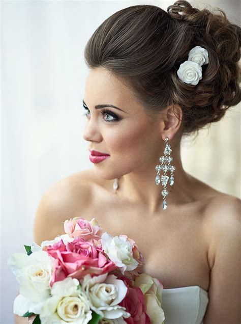 Wedding Hair Big Updos by 68 Gorgeous Updo Wedding Hairstyles Ideas Magment
