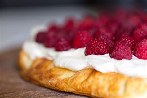 recipes with raspberries raspberry and mascarpone tart recipe sarah sharratt