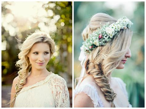 Wedding Hairstyles With A Braid On The Side by Hair Archives Godfather Style