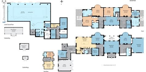 15000 square foot house plans 15 000 square foot newly listed brick country mansion in surrey homes of the rich
