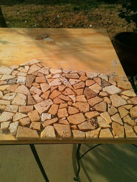 Diy Patio Table Patio Table Diy