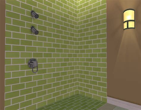 subway tiles colors mod the sims frosted glass subway tiles 44 colors