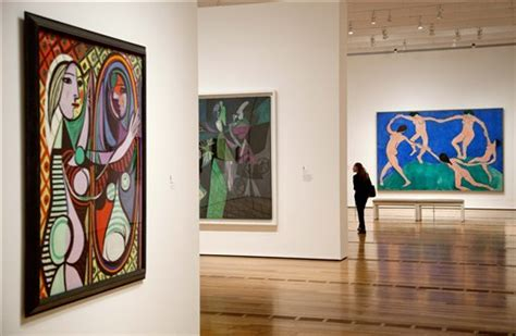 picasso paintings exhibition atlanta s high features masterpieces of modern
