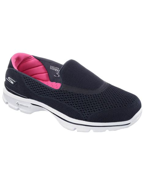 skechers black sneakers skechers black sports shoes price in india buy skechers