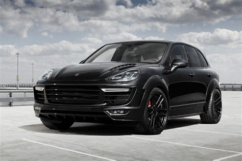 porsche cayenne blacked out topcar vantage porsche cayenne 2016 youtube