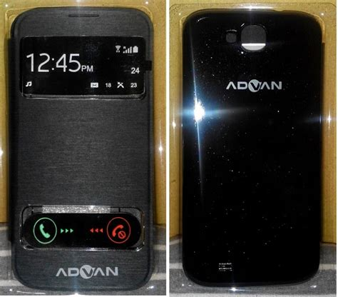 Tablet Advan 500rb An jual leather jual flip cover advan vandroid s5e