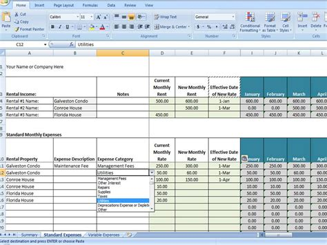 expense manager excel template vrbo accounting excel worksheet excel template for
