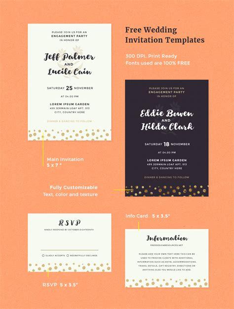wedding invitation templates free publisher free wedding invitation templates