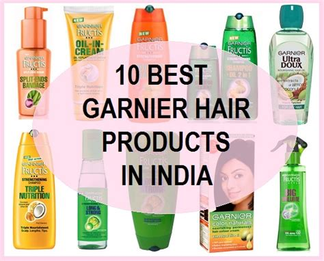 best products in india 10 best garnier hair products in india