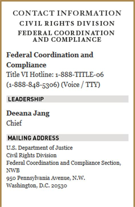 u s department of justice civil rights division disability rights section state inmate files civil rights violation complaint to the