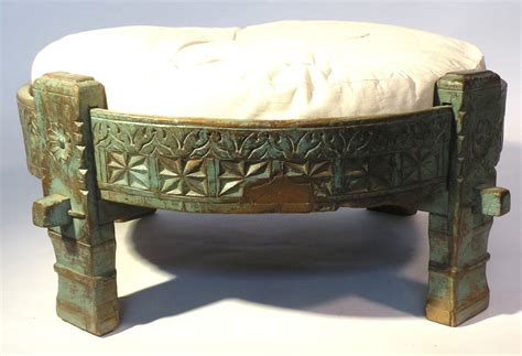 indian ottoman indian ottoman furniture indian ottoman at 1stdibs x