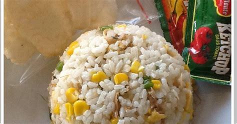 Minyak Angciu resep nasi goreng ikan teri oleh pram s kitchen cookpad