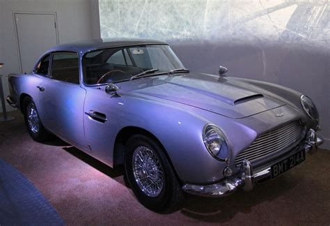 List Of Aston Martin Cars by List Of Bond Vehicles