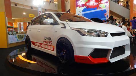 Accu Mobil Toyota Yaris inspirasi modifikasi all new toyota yaris 2015