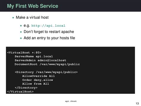 tutorial web service php web services php tutorial