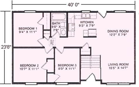 u and u modular homes raised ranch floorplans open floor plans raised ranch home deco plans