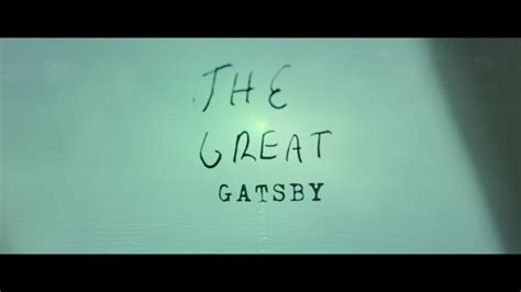 the great gatsby end theme the great gatsby blu ray dvd talk review of the blu ray