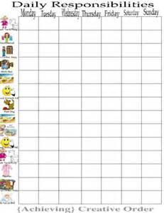 chore chart stuff for the kids pinterest